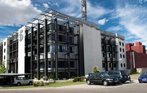 Edificios para industria Audio-visual